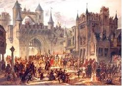 Le Moyen-Âge - Présentation des classes de 5e 2 et 5e 7