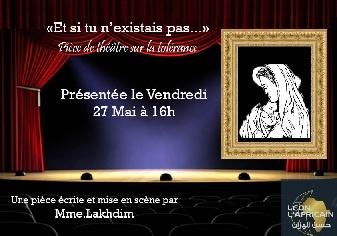Représentation  Pièce théâtrale - 2de 1